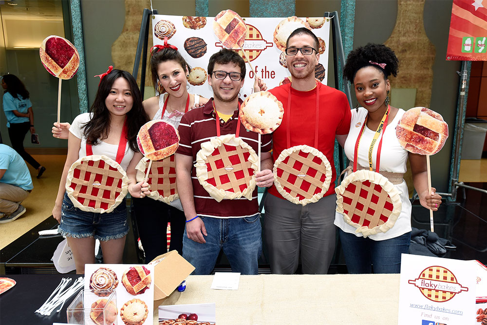 Flaky Bakes at Sanger Impact Challenge