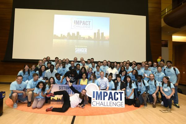 Sanger Business + Impact Challenge