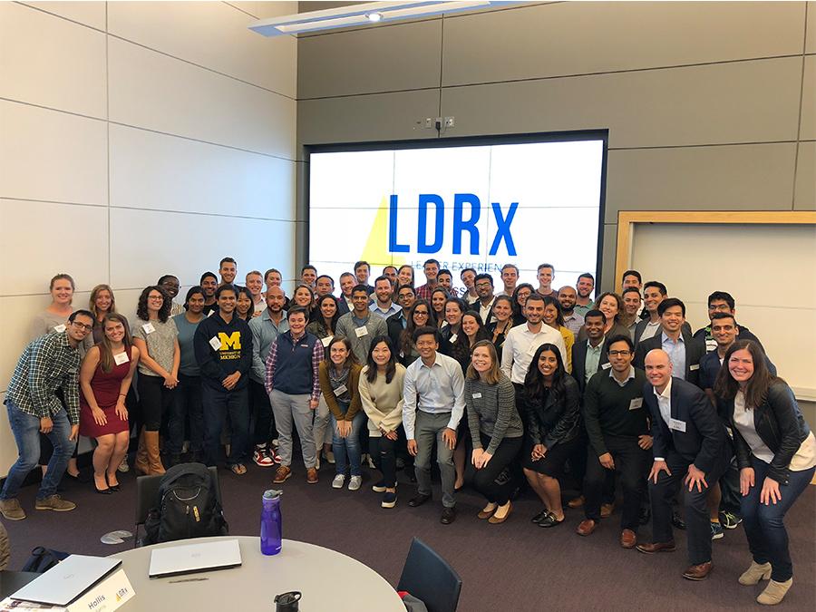 LDRx cohort