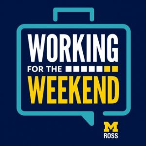Working for the Weekend Logo