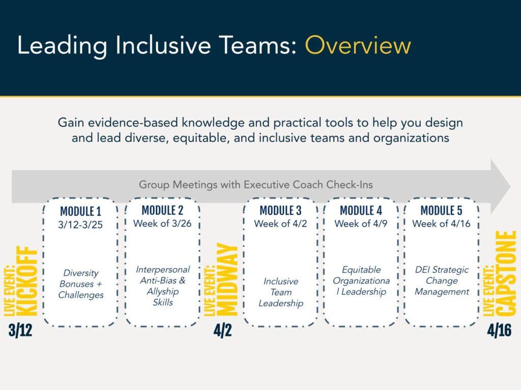 Leading Inclusive Teams